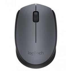 Logitech - M170 ratón RF inalámbrico Óptico 1000 DPI Ambidextro