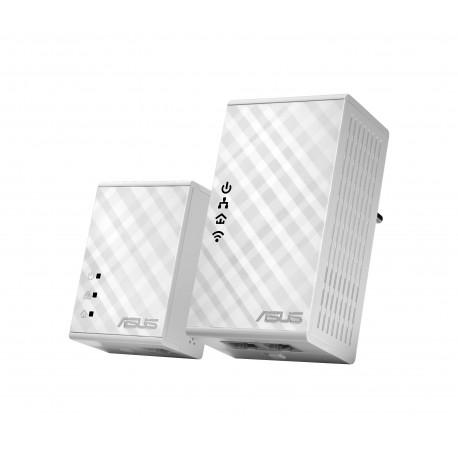 ASUS - PL-N12 Kit 500Mbit/s Ethernet Wifi Blanco 2pieza(s)