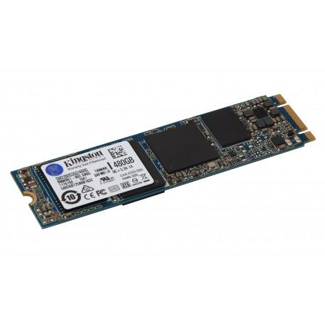 Kingston Technology - SSDNow M.2 SATA G2 Drive 480GB 480GB Serial ATA III