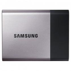 Samsung - T3 1TB 1000GB Negro, Plata