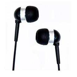 Phoenix Technologies - PHDS039 Negro Dentro de oído auricular