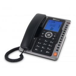 SPC - Office Pro Teléfono Negro 3604N