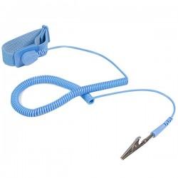 StarTech.com - Pulsera Antiestatica con Cable a Tierra - Brazalete Antiestatico con Protección ESD