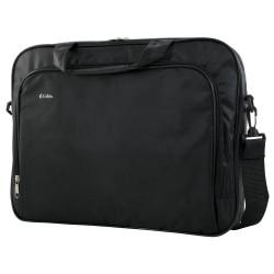 "e-Vitta - Essentials maletines para portátil 40,6 cm (16"") Bandolera Negro"