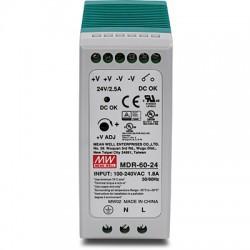 Trendnet - TI-M6024 v1.0R componente de interruptor de red Sistema de alimentación