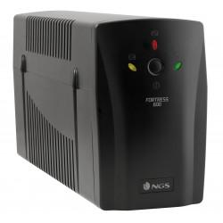 NGS - Fortress 600 sistema de alimentación ininterrumpida (UPS) 500 VA 2 salidas AC
