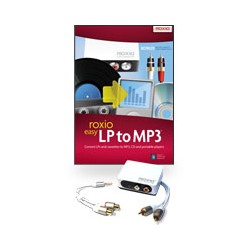 Corel - Roxio easy LP to MP3