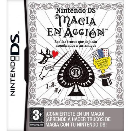 Nintendo - Magia en acción, NDS Nintendo DS vídeo juego