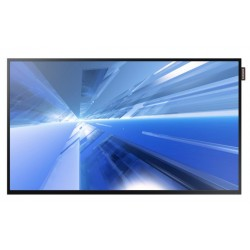 "Samsung - DB32E Digital signage flat panel 32"" LED Full HD Negro"