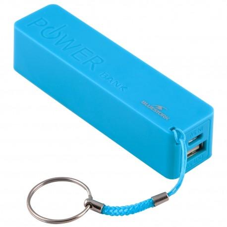 Bluestork - BS-PW-BK2F/BL 2000mAh Azul batería externa