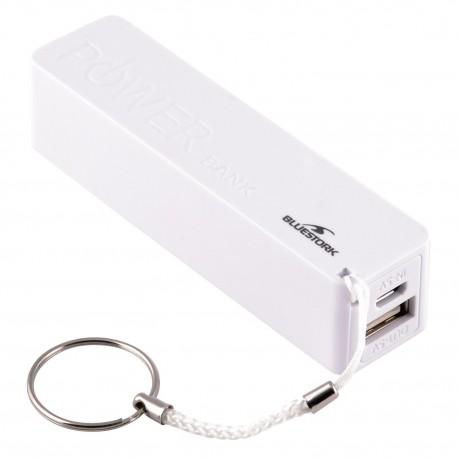 Bluestork - BS-PW-BK2F/W 2000mAh Blanco batería externa