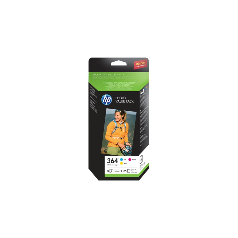 HP - Photo Value Pack 364