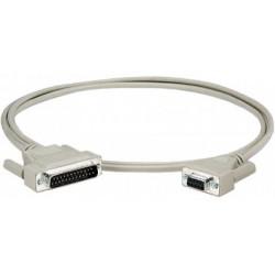 Epson - 2091493 cable de serie Blanco RS-232 DB9