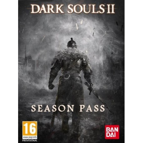 Namco Bandai Games - Dark Souls II - Season Pass, PC Key PC Español