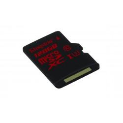 Kingston Technology - microSDXC UHS-I U3 90R/80W 128GB 128GB MicroSDXC UHS-I Clase 10 memoria flash - 19281304
