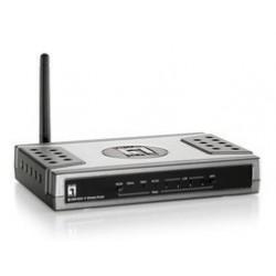 LevelOne - WBR-6003 punto de acceso WLAN 100 Mbit/s