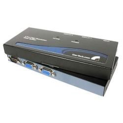 StarTech.com - Duplicador Divisor Multiplicador de Vídeo VGA de 2 puertos 350MHz - Splitter 2 Salidas