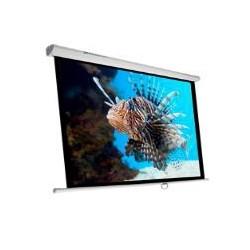 """Phoenix Technologies - PHPANTALLA-200 112"""" 1:1 pantalla de proyección"""