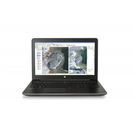 HP - ZBook Estación de trabajo móvil 15 G3