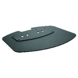 Vogel's - PFF 7030 Floor plate extra large, black