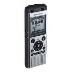Olympus - WS-852 dictáfono Memoria interna y tarjeta de memoria Plata