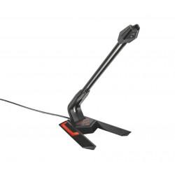 Trust - GXT 210 Micrófono para PC Negro, Rojo