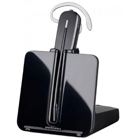 Plantronics - CS540/A Monoaural gancho de oreja Negro auricular con micrófono