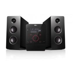 LG - CM2760 sistema de audio para el hogar Microcadena de música para uso doméstico Negro 160 W