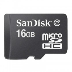 Sandisk - SDSDQM-016G-B35 memoria flash 16 GB MicroSDHC
