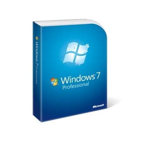 Microsoft - Windows Professional 7 SP1, OEM, SP