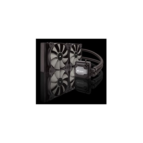 Corsair - H110i Procesador refrigeración agua y freón