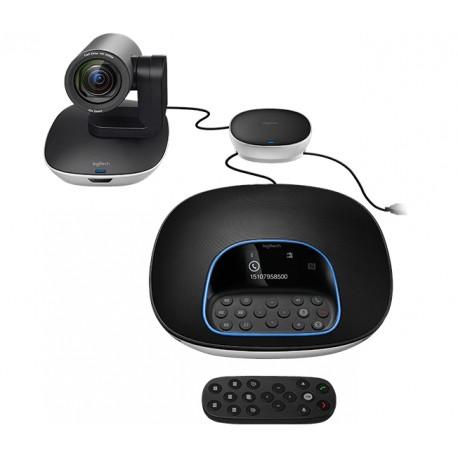 Logitech - GROUP sistema de video conferencia