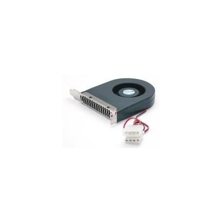 StarTech.com - Extractor de Aire Trasero para Ranura de Expansión con Conector LP4