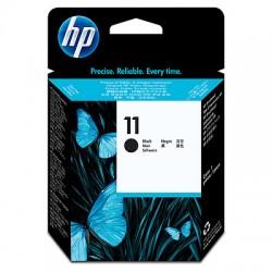 HP - Cabezal de impresión 11 negro