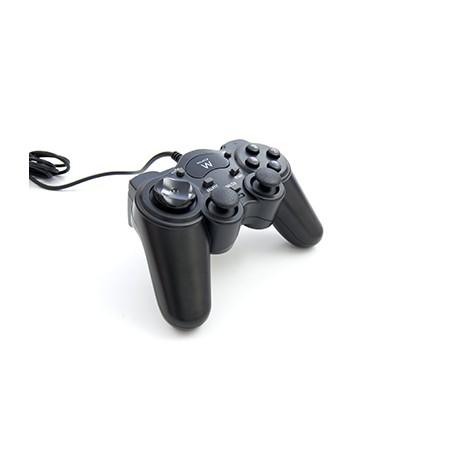 Ewent - EW3170 Gamepad PC Negro mando y volante