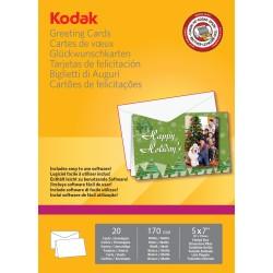 Kodak - 5740-017 Mate Amarillo papel para impresora de inyección de tinta