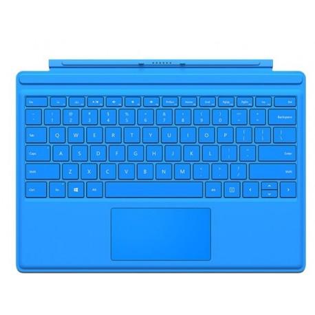 Microsoft - R9Q-00056 Microsoft Cover port Cian teclado para móvil