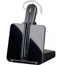 Plantronics - CS540 + HL10 Monoaural gancho de oreja Negro auricular con micrófono