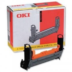 OKI - 41962805 23000páginas Amarillo tambor de impresora