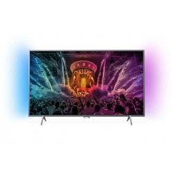 Philips - 6000 series Televisor 4K ultraplano con tecnología Android TV™ 49PUS6401/12