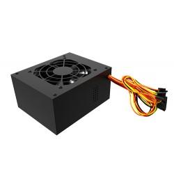 Tacens - APSII500 unidad de fuente de alimentación 500 W SFX Negro