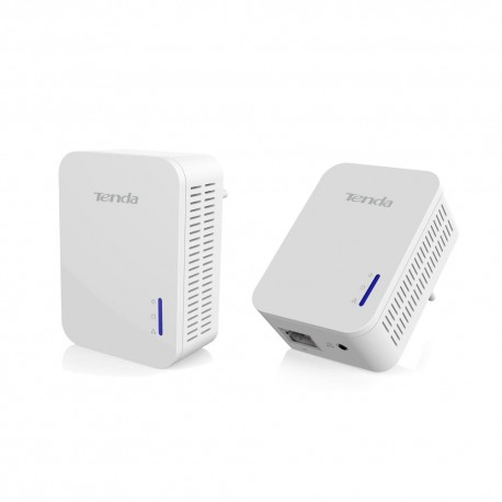 Tenda - P1000x2 Ethernet Blanco 2pieza(s)