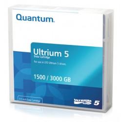 Quantum - MR-L5MQN-01 cinta en blanco LTO 1500 GB 1,27 cm