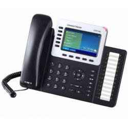 Grandstream Networks - GXP2160 teléfono IP Terminal con conexión por cable LCD 6 líneas