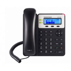 Grandstream Networks - GXP1620 teléfono Teléfono DECT Negro