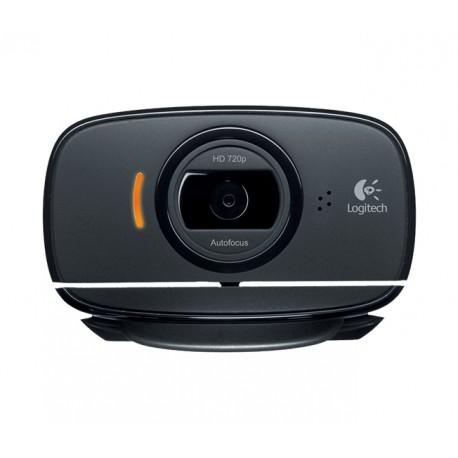 Logitech - C525 8MP 1280 x 720Pixeles USB 2.0 Negro cámara web