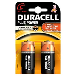 Duracell - Plus Power Single-use battery C Alcalino