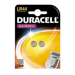 Duracell - 2 LR44 Alcalino 1.5V batería no-recargable