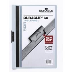 Durable - DURACLIP® 60 A4 PVC Azul archivador