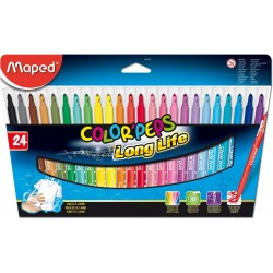 Maped - Color'Peps Long Life Medio Multicolor rotulador